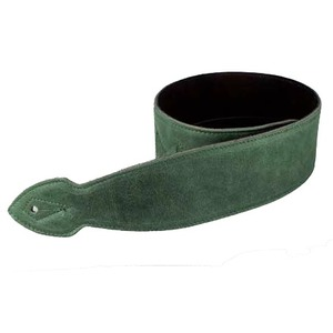 Leather Graft Comfy Softie Strap - Green