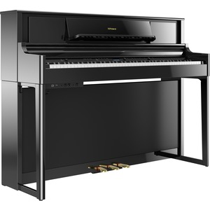 Roland LX705 Digital Piano - Polished Ebony