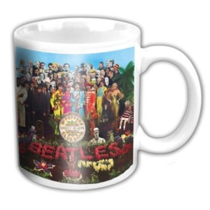 Official Beatles Boxed Mini Mug