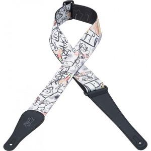 "Levy's 2"" Sublimation Polyester Strap - Stick Men"