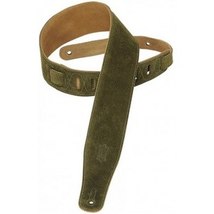 """Levy's 2.5"""" Suede Strap - Green"""