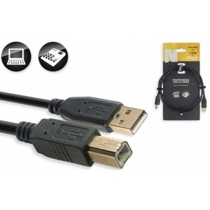 Stagg NCCXUAUB USB A - USB B Cable