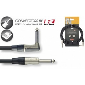 Stagg N-Series Angled Instrument Cable