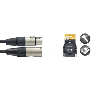 Stagg N-Series Microphone Cable XLR - XLR