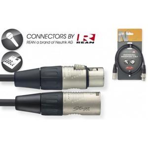 Stagg N-Series Microphone Cable XLR - XLR