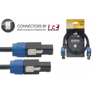 Stagg N-Series Speakon - Speakon Cable