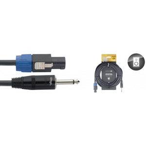 Stagg N Series 2.5mm Speaker Cable Speakon - Jack