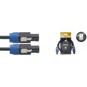 Stagg N Series 2.5mm Speaker Cable Speakon - Speakon - 6 Metre