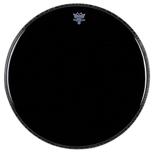Remo Powerstroke 3 Bass Drum Ebony