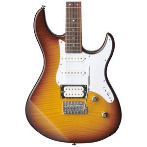 Yamaha Pacifica 212VFM Electric Guitar - Tobacco Brown Sunburst
