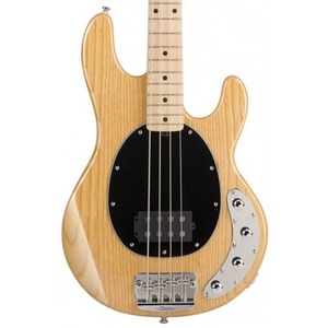Sterling By Musicman Stingray RAY34 Active Bass Guitar - Natural