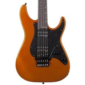 Schecter Sun Valley SS-FR Electric Guitar - Lambo Orange