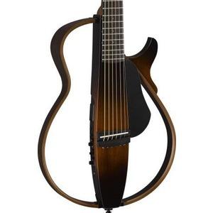 Yamaha SLG200S Steel Strung Silent Guitar - Tobacco Sunburst