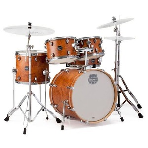 "Mapex Storm Drum Kit - 22"" Rock Fusion With Paiste 101 Cymbal Pack - Camphor Wood"