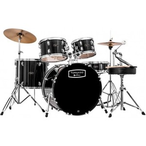 "Mapex Tornado Drum Kit - 22"" American Fusion Short Stack"
