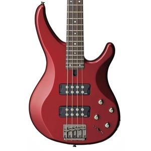 Yamaha TRBX304 Active Bass Guitar - Candy Apple Red