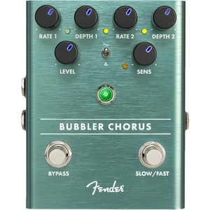 Fender Bubbler Analogue Chorus Pedal