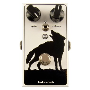 Fredric Effects Grumbly Wolf - Distortion, Fuzz, Octave/Ring Mod Pedal