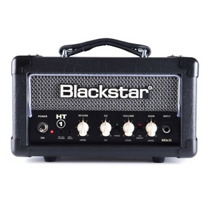 Blackstar HT1RH MkII - 1 Watt Valve Head with Reverb