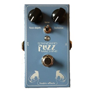 Fredric Effects Standard Fuzz Machine - Fuzz Pedal