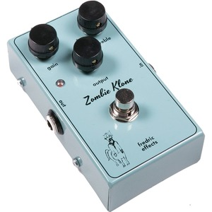 Fredric Effects Zombie Klone - Boutique Overdrive Pedal