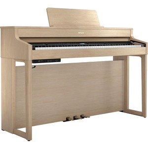 Roland HP702 Digital Piano - Light Oak