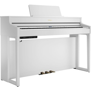 Roland HP702 Digital Piano - White