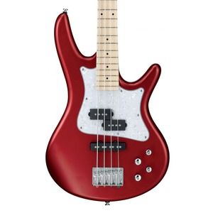Ibanez SRMD200 Bass Guitar - Short Scale  - Candy Apple Matte