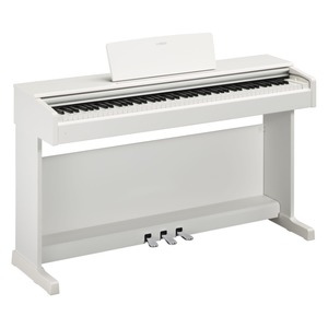 Yamaha Arius YDP144 Digital Piano - White