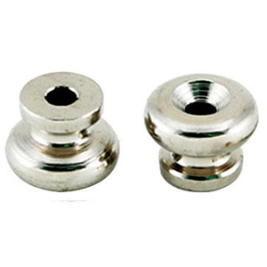 Tgi Strap Button Set - Nickel