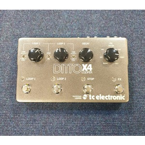 SECONDHAND TC Electronic Ditto X4 Looper