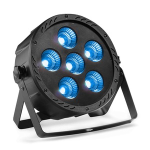 Stagg Flat ECOPAR 6 x 30W RGBW LED Par Can