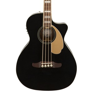 Fender Kingman Acoustic Bass - Jetty Black