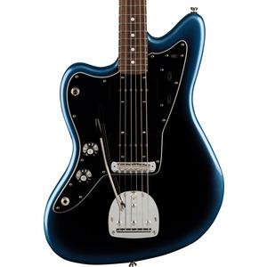 Fender American Pro II Jazzmaster LEFT HANDED - Dark Night/ Rosewood