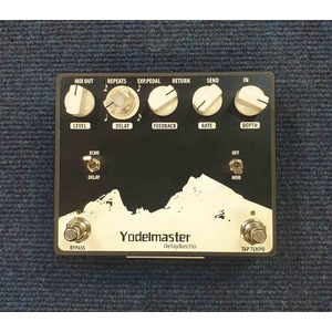 SECONDHAND Servus!Pedale Yodelmaster Delay and Echo pedal