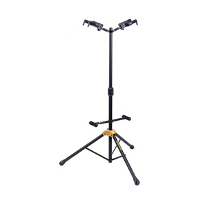 Hercules GS422B Plus Double Auto Grab Guitar Stand