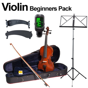 Hidersine Inizio Violin Outfit Package - 4/4 Size