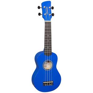 Brunswick Soprano Ukulele - Blue