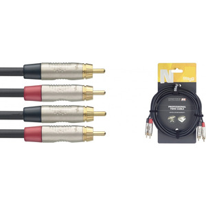 Stagg N-Series RCA Cable