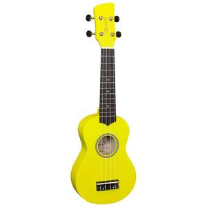 Brunswick Soprano Ukulele - Yellow