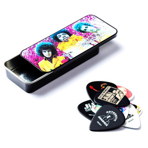 Jim Dunlop Pick Tin - Jimi Hendrix - Experienced?