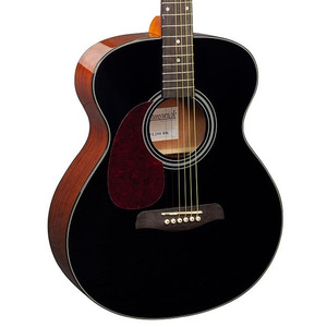 Brunswick BFL200 Left Handed Acoustic Guitar - Black