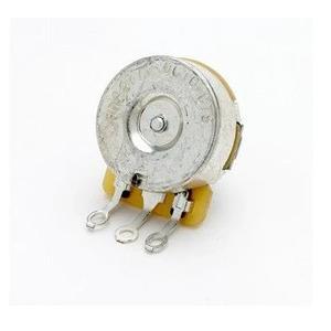 CTS 250K Audio Taper Pot - Split Shaft - LEFT HANDED