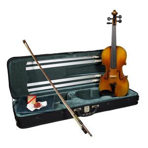 Hidersine Veracini Violin Outfit FINETUNE - 4/4 Size