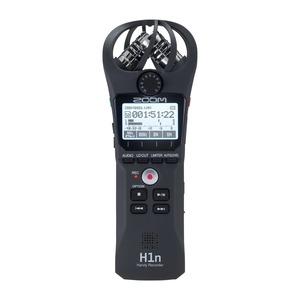 Zoom H1n Handy Digital Stereo Recorder