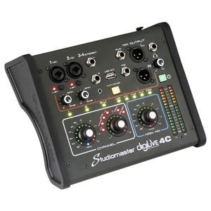 Studiomaster Digilive 4C Digital Mixer