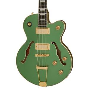Epiphone Uptown Kat ES Electric Guitar - Emerald Green Metallic