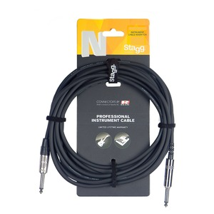 Stagg N Series Instrument Cable with Mute Switch