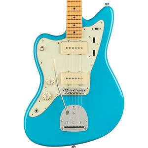 Fender American Pro II Jazzmaster LEFT HANDED - Miami Blue/ Maple
