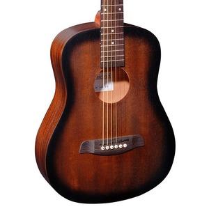 Brunswick BT200 3/4 Travel Acoustic Guitar - Tobacco Burst